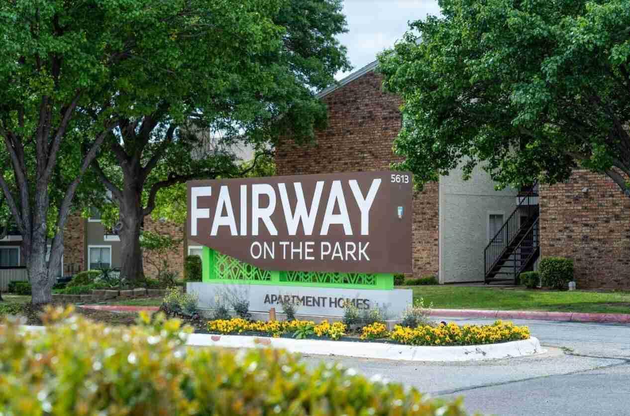 fairway on the park